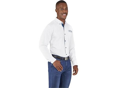 Mens Long Sleeve Casablanca Shirt Lounge Shirts and Blouses