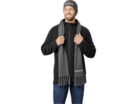 Nebraska Winter Set – Black Only Headwear and Accessories