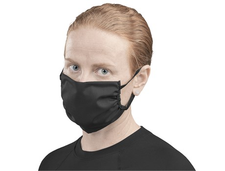 Eva & Elm Adult Polycotton Face Mask – Black Only – Single First Aid and Personal Care