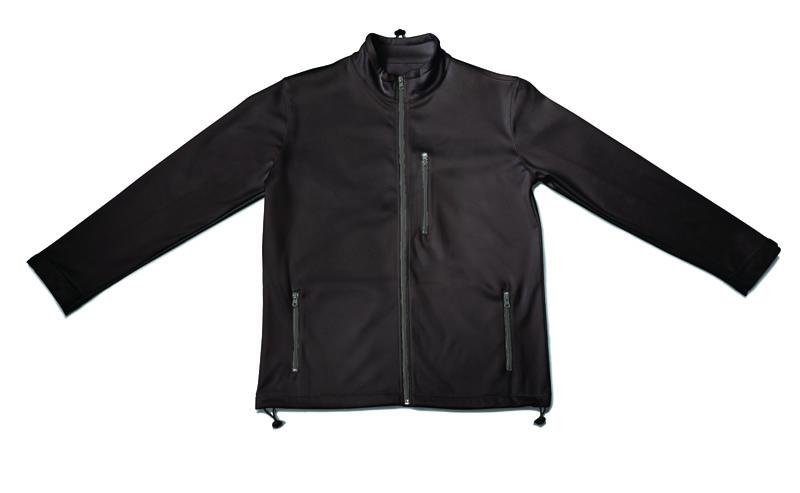 Bettoni Ladies Jacket/Black Jackets and Polar Fleece