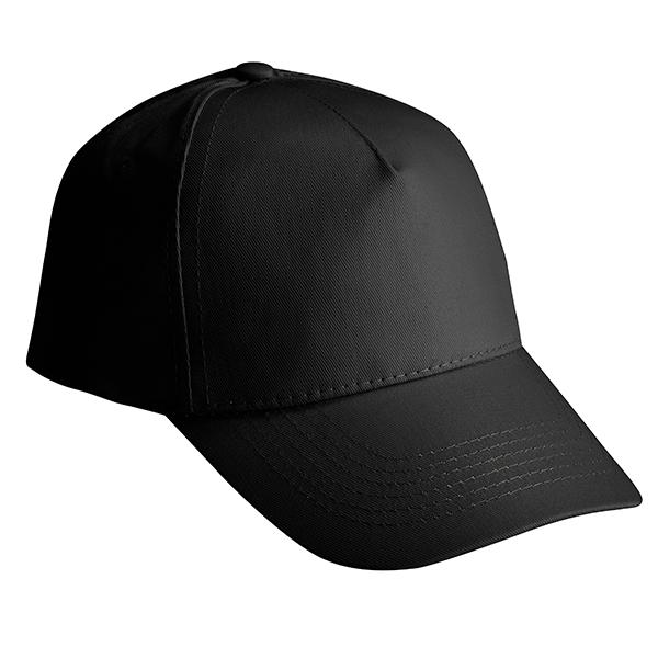 5 Panel Cotton Cap Headwear and Accessories