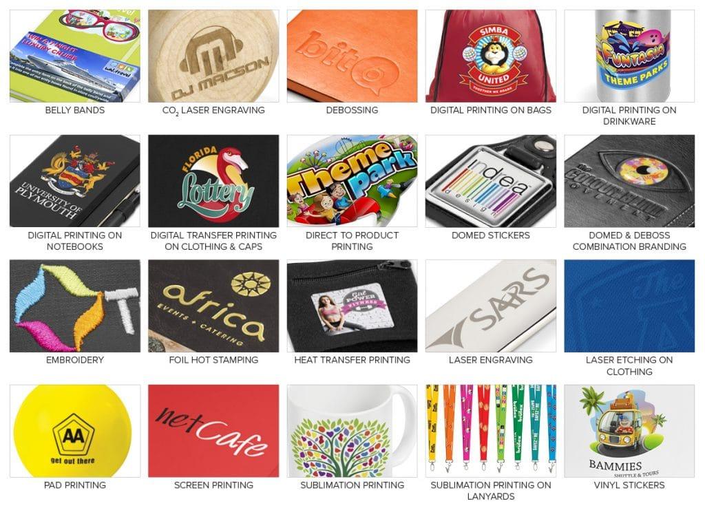Branding Options 1