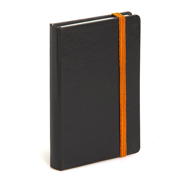 A6 Mini Notebook with Strap Stationery