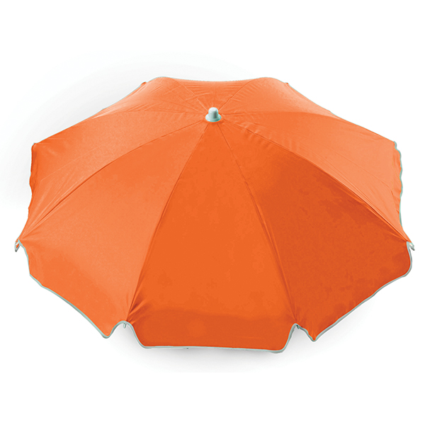 8 Panel Beach Umbrella WB Beach and Outdoor Items