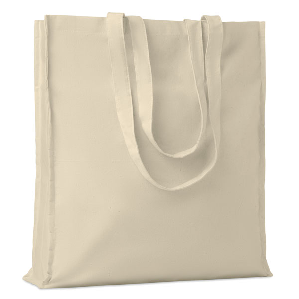Cotton Colour Shopper – Natural Bags and Travel