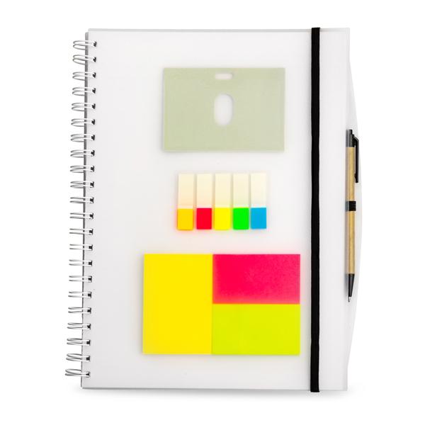 A4 Showcase Notebook Stationery