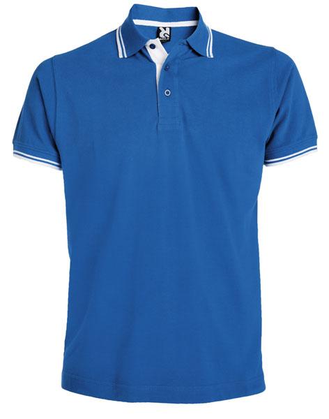 Montreal 2 Tone Golfer Golf Shirts