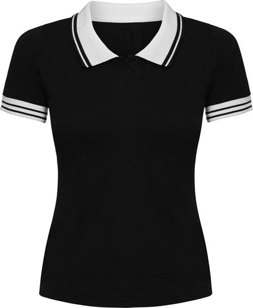 Nancy 2 Tone Polo Golf Shirts
