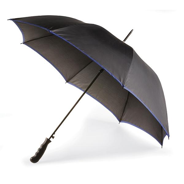 8 Panel Contrasting Edge Umbrella Beach and Outdoor Items