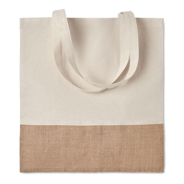 Cotton Jute Shopper Bags and Travel