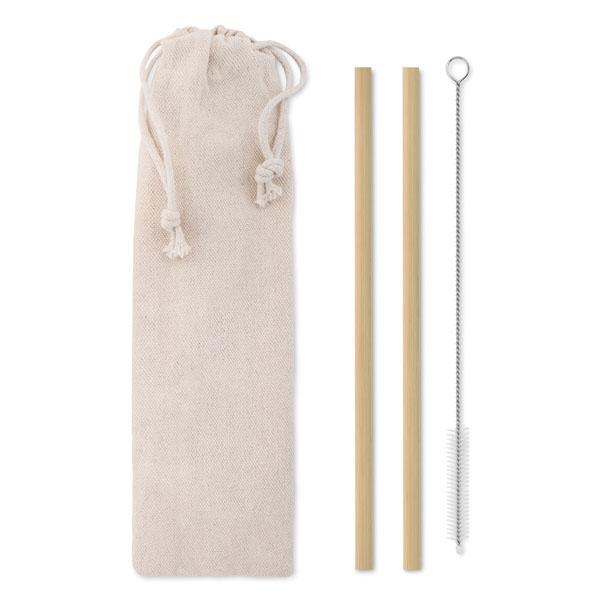 Bamboo Straws Drinkware