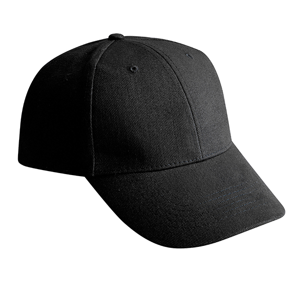 6 Panel Heavy Brush Headwear and Accessories