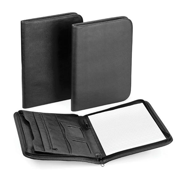A4 Player Zip Around Folder Stationery
