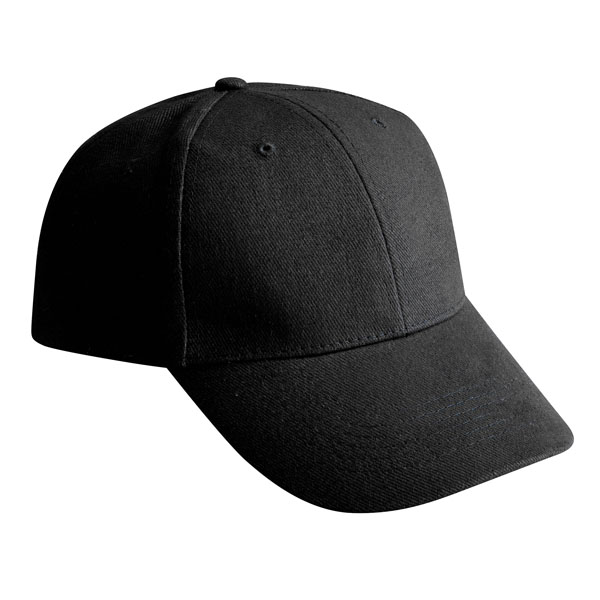 Polyester 6 Panel Cap Headwear and Accessories