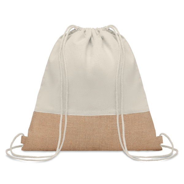 Cotton Jute String Bag Bags and Travel
