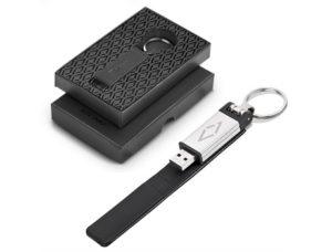 Alex Varga Hanssen 32GB USB Flash Drive Keyholder Giftsets