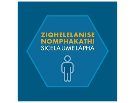 Luhman Zulu Square Laminated Anti-Slip Floor Vinyl – Set of 8 Advertising Display Items