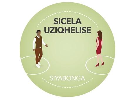 Proxima Zulu Round Laminated Anti-Slip Floor Vinyl – Set of 8 Advertising Display Items