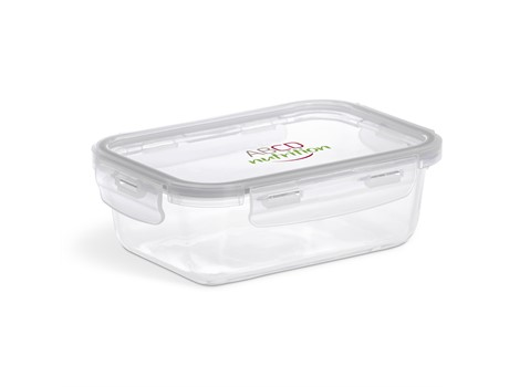 Clarion Glass Tub Food Container Back to School and Work Ideas