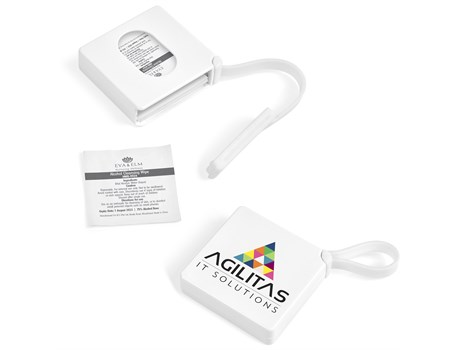 Eva & Elm Sili-Tab Mini Sanitiser Pads Kit First Aid and Personal Care