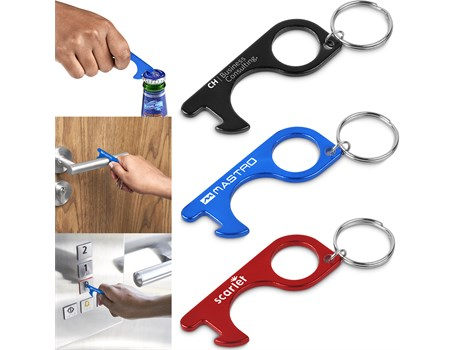 Osler Touch Free Keyholder Keyrings and Lanyards