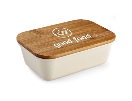 Kooshty Natura Bamboo Fibre Lunch Box Drinkware