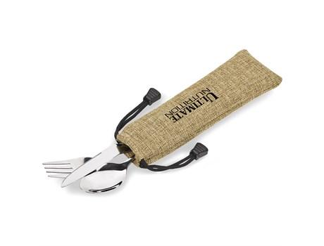 Kooshty Safari Cutlery Set Back to School and Work Ideas