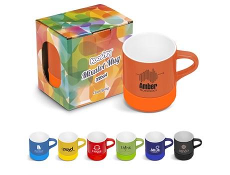 Kooshty Mixalot Match Mug – 320ml Drinkware