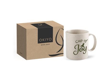 Okiyo Deshi Wheat Straw Mug- 300ml Drinkware