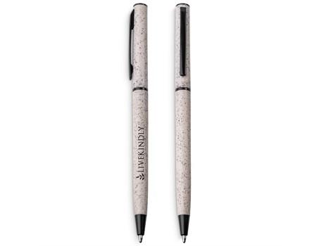 Okiyo Senita Wheat Straw Ball pen Environmentally Friendly Ideas
