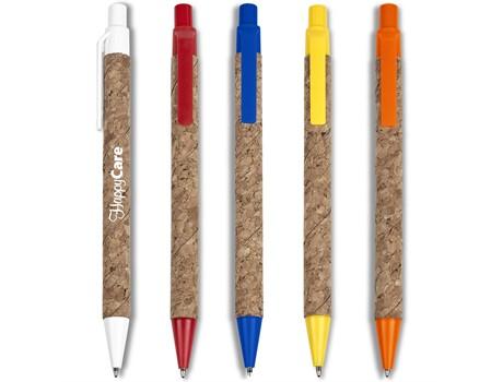 Okiyo Elm Cork Ball Pen Environmentally Friendly Ideas