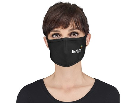 Alto Adults Double-Layer Tie-Back Face Mask First Aid and Personal Care