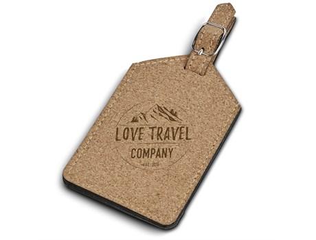 Okiyo Bouken Luggage Tag Environmentally Friendly Ideas