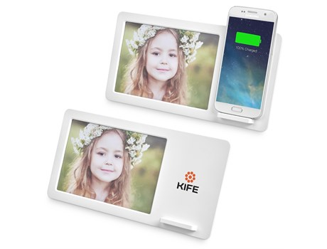 Dynasty Photo Frame & Wireless Charger Technology