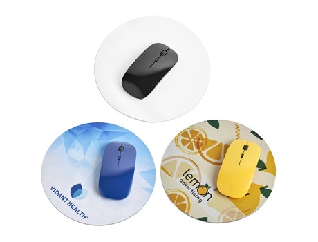 Scrollgiene Antibacterial Mouse Pad Technology