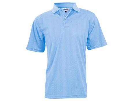Mens Barcelona Golf Shirt – Red Only Golf Shirts