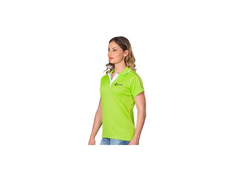 Ladies California Golf Shirt – Red Only Golf Shirts