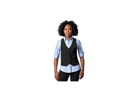 Fiona Waistcoat – Navy Only Lounge Shirts and Blouses
