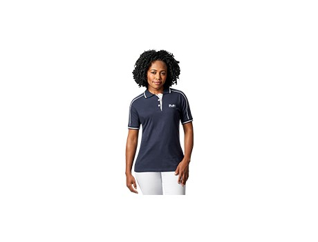Trendsetter Ladies Golfer – Black And Red Only Golf Shirts 3