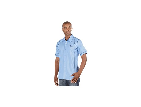 Pit Shirt – Sky Blue Lounge Shirts and Blouses