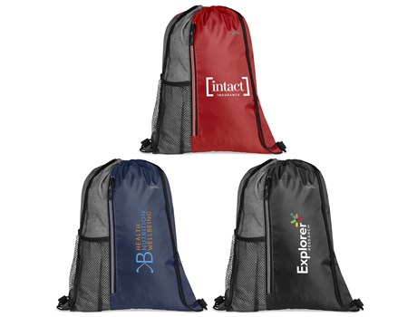 Slazenger Wembley Drawstring Bag Bags and Travel