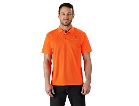 Sector Hi-Viz Golf Shirt Workwear and Hospitality