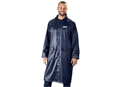 Thunder Rubberised Polyester/Pvc Raincoat Workwear and Hospitality