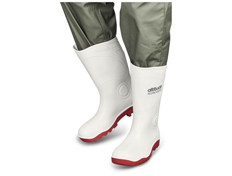 Hygiene Gumboot Non-Steel Toe Cap Workwear and Hospitality