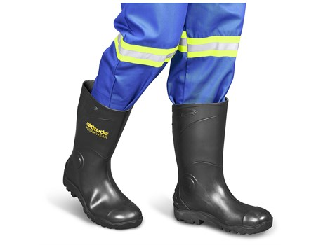 Shield Gumboot Non-Steel Toe Cap Workwear and Hospitality