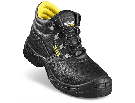 Mega Safety Boot Steel Toe Cap Workwear and Hospitality