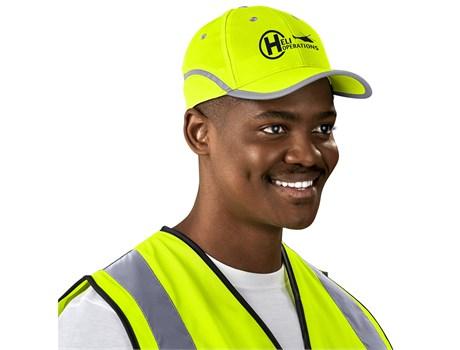 Signal Hi-Viz Reflective Cap Headwear and Accessories
