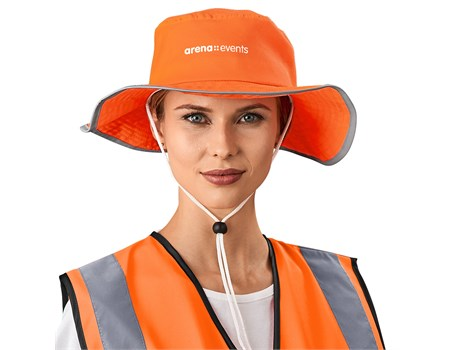 Roadside Hi-Viz Reflective Hat Headwear and Accessories