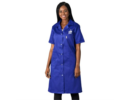 Marriot Polycotton Housecoat Workwear and Hospitality