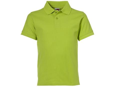 Boston Kids Golf Shirt – Black Only Branded Kids Apparel